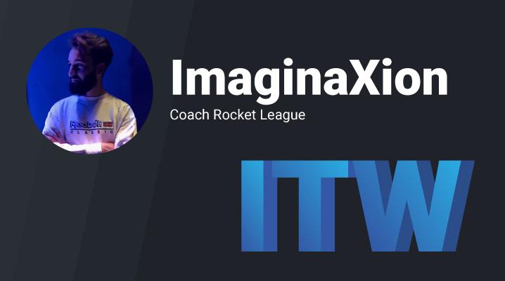 Interview - Découvrez ImaginaXion, coach Rocket League Snowball